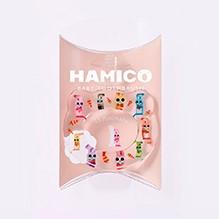 HAMICO ベビー歯ブラシ(5ヶ月〜3歳)