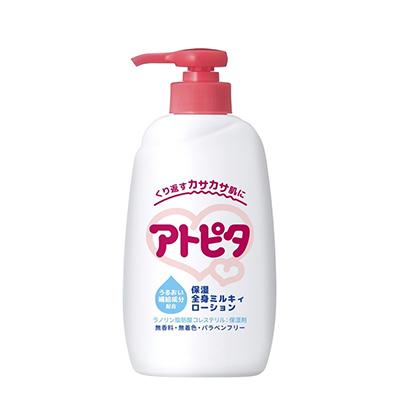 アトピタ 保湿全身ミルキィローション/丹平製薬