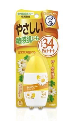 メンソレータム サンプレイ ベビーミルク/ロート製薬