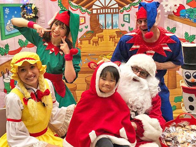 サンタさんに会いにクリスマス・イベントへGO02