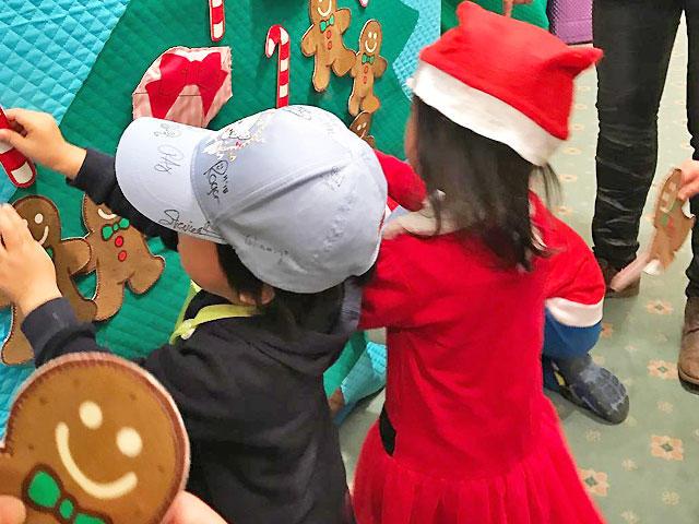 サンタさんに会いにクリスマス・イベントへGO03