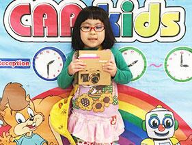 5歳の娘が英語でスピーチにチャレンジ!!の記事画像