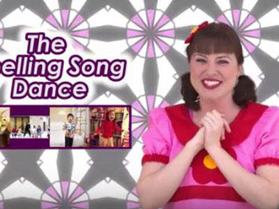 The Spelling Song Dance