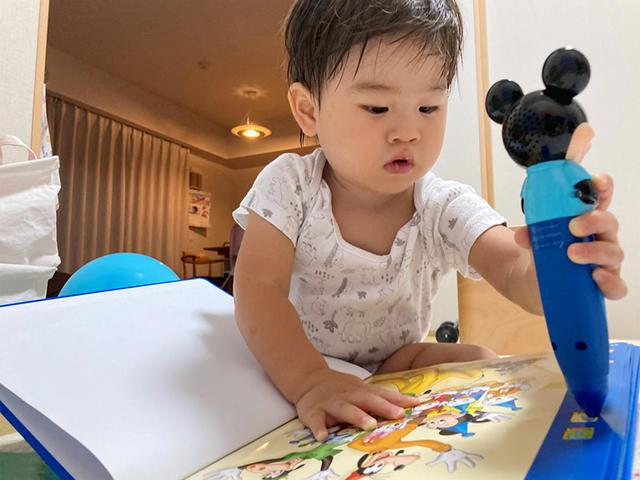 共働きの家庭にとって、DWEは英語教材というよりは育児の強い味方!