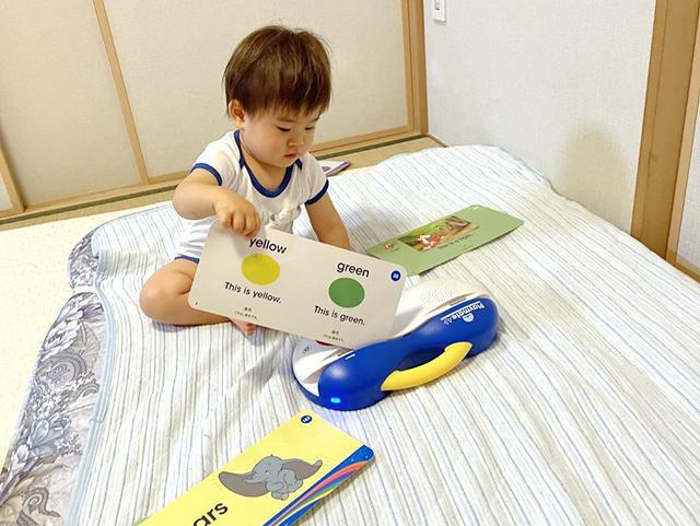 時期によって好みが変化するので、子供の反応を見ながら教材を選んでいる