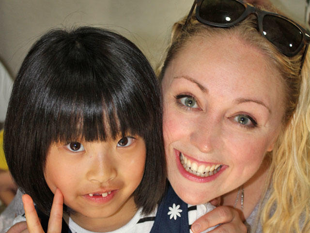 8歳で英検2級に合格。松島早希さんとお母さまにインタビューしました。02
