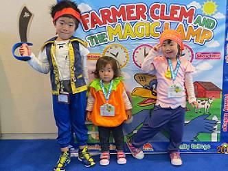 ディズニー英語システムを続け、立派に英語のスピーチができるまでに成長した子供たちに感動