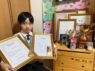 9歳で英検(R)2級取得!数々の英語コンテストで優勝する実力をもつスーパー小学生とは?!