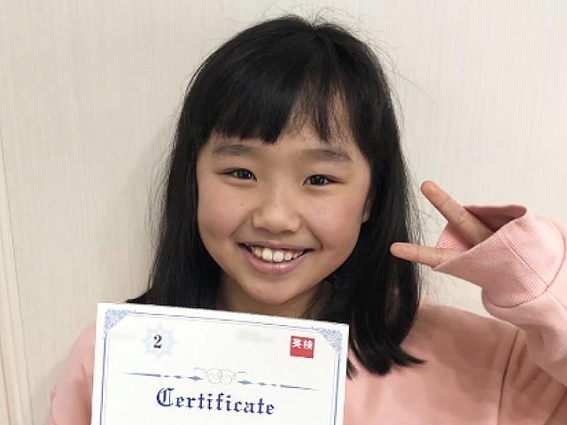 【英検(R)2級に合格】1人で遊んでいた娘が英語の文章を喋りはじめたときには衝撃を受けました