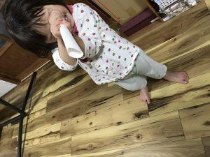 2歳10ヶ月 ブルーPreLesson PASSの画像