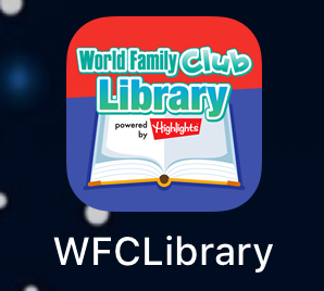 WFC Libraryにアプリが!!!の画像