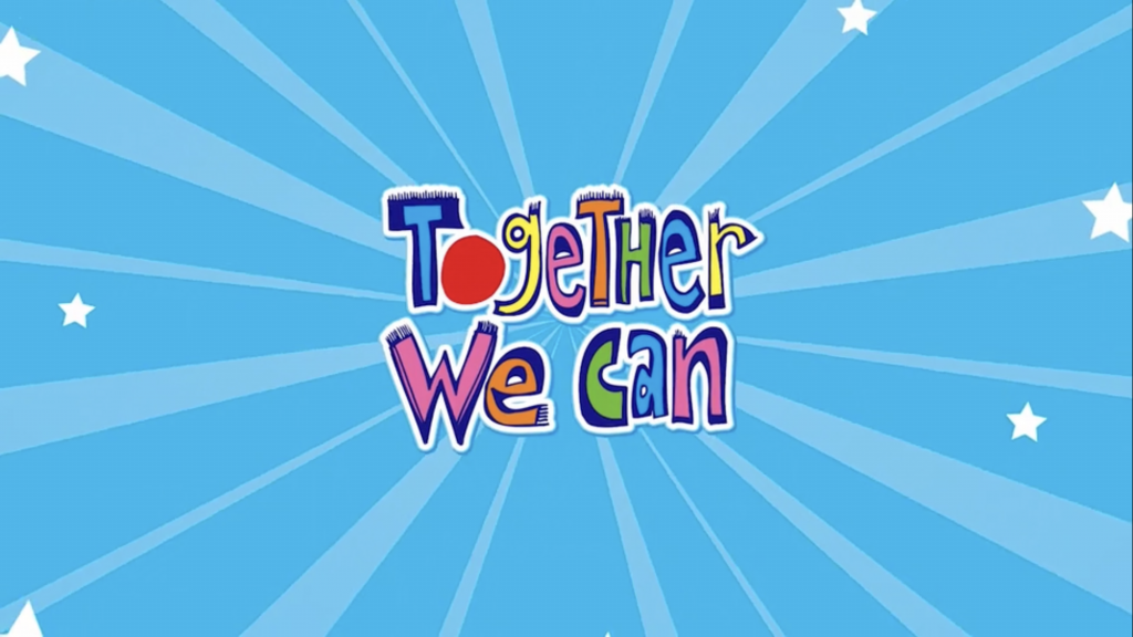 Together we can!!の画像