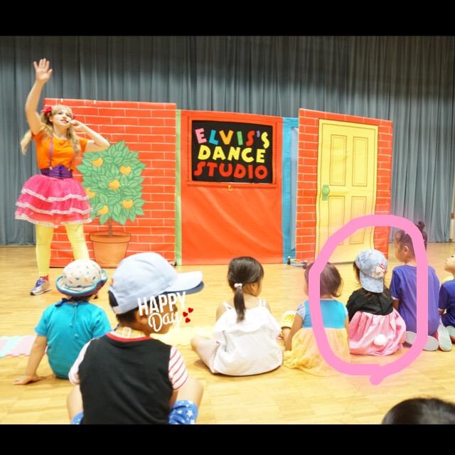 ダンスアロングショーの画像