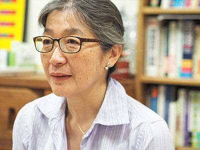 粕谷恭子教授インタビュー4