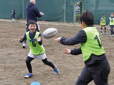 渋谷インターナショナルラグビークラブ7