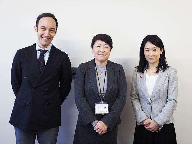 練馬区立富士見台小学校が、スイス大使館を招いて国際理解を深める催しを開催