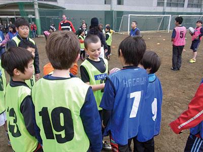 渋谷インターナショナルラグビークラブ10