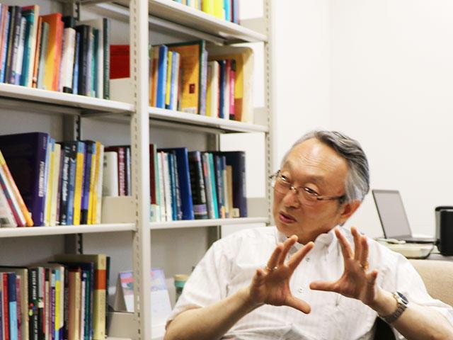 吉田研作先生インタビュー9