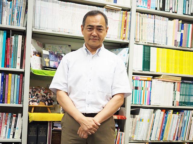 和泉先生プロフィール