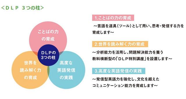 DLP 3つの柱