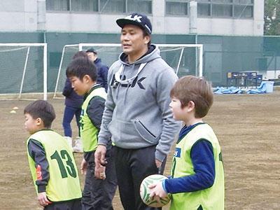 渋谷インターナショナルラグビークラブ9