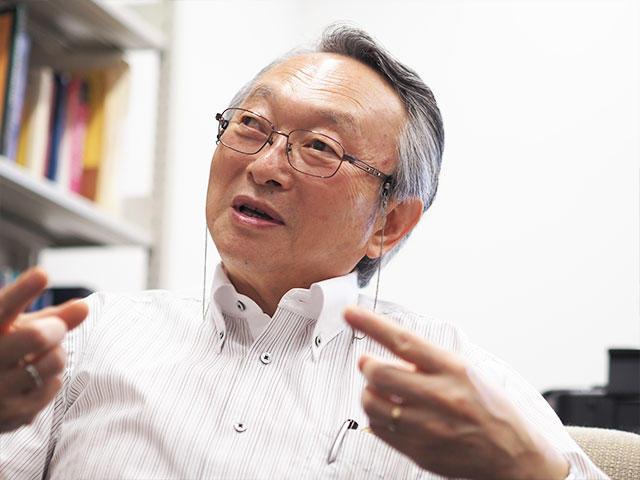 吉田研作先生インタビュー5