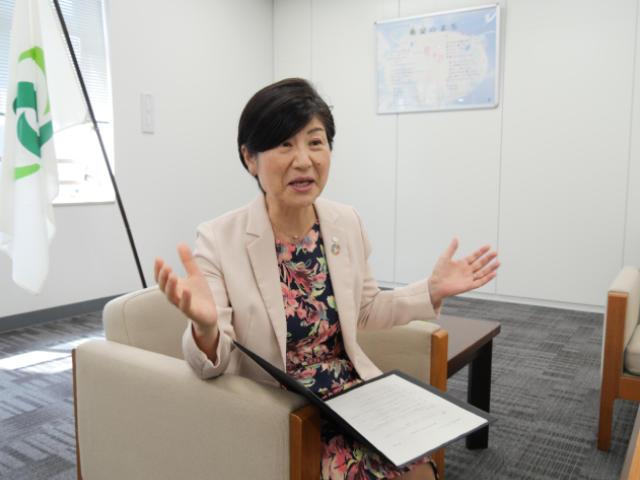 中学生の英語力日本一!さいたま市が取り組む先進の英語教育『グローバル・スタディ』とは?~細田眞由美教育長インタビュー~