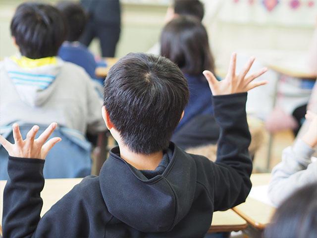 三木小学校英語授業5