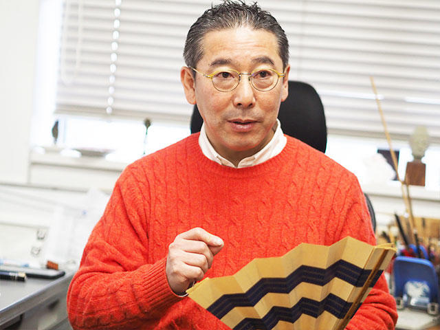 山口先生2