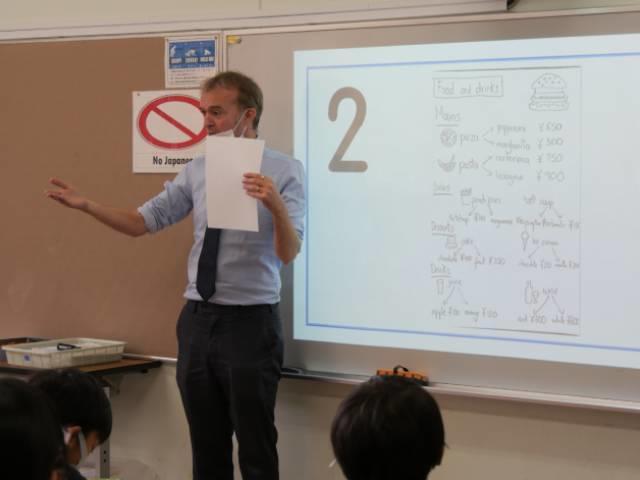 Q3. 初等部の英語教育でとくに大切にされていることは何ですか?