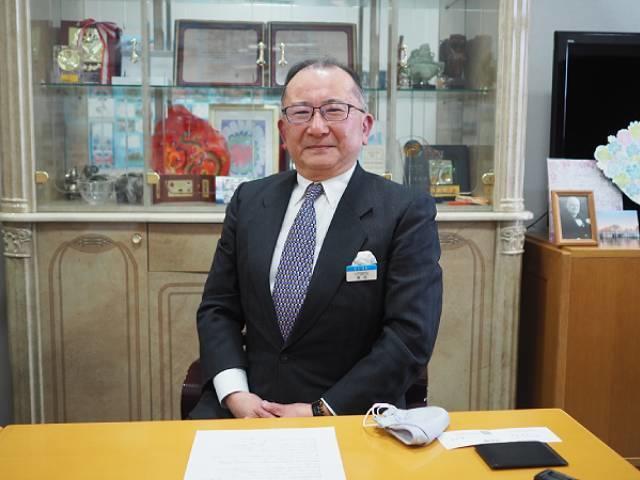 飛田浩昭校長先生