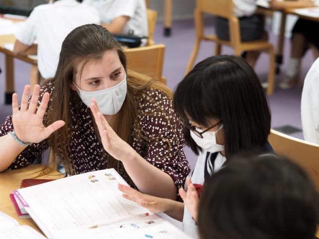 Q3. 子供が英語を好きになるために、どのような工夫をされていますか?