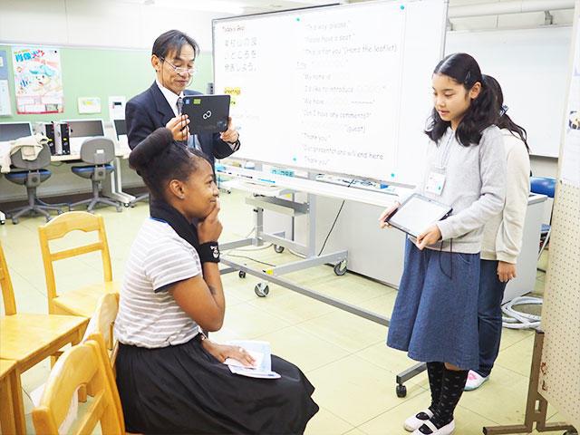 久米川東小学校・英語授業研究まとめ3