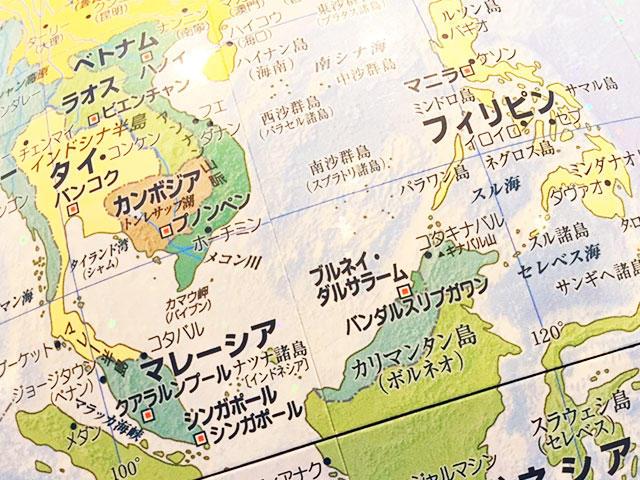 アジア諸国