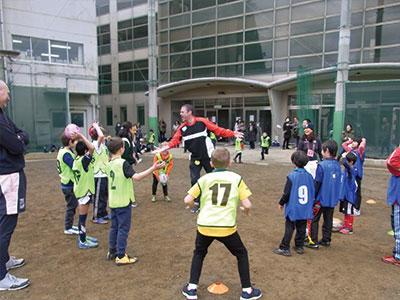 渋谷インターナショナルラグビークラブ3