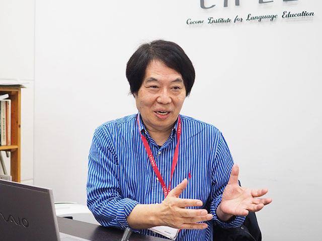 田中茂範名誉教授2