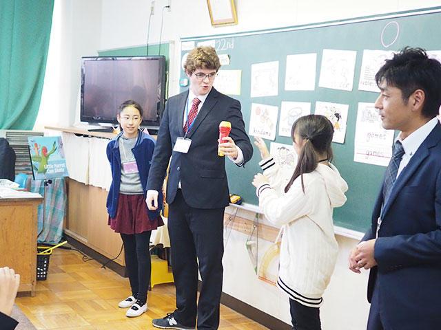 久米川東小学校・英語授業研究まとめ1