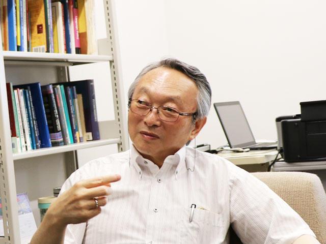 吉田研作先生インタビュー10