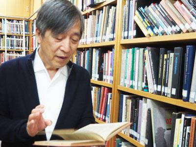 早野先生近影1