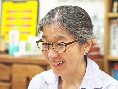 粕谷恭子教授インタビュー6