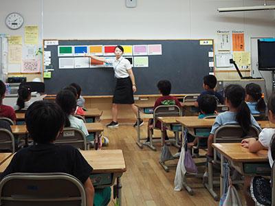 中青戸小学校4
