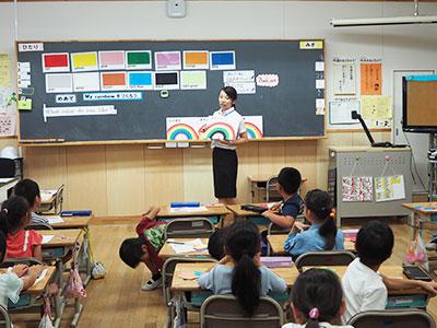 中青戸小学校8