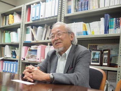 柳沢幸雄校長先生インタビュー2