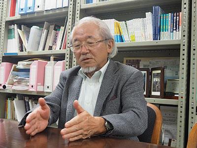 柳沢幸雄校長先生インタビュー後編2