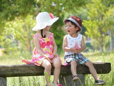 英語はコミュニケーション力のある子供を育てる