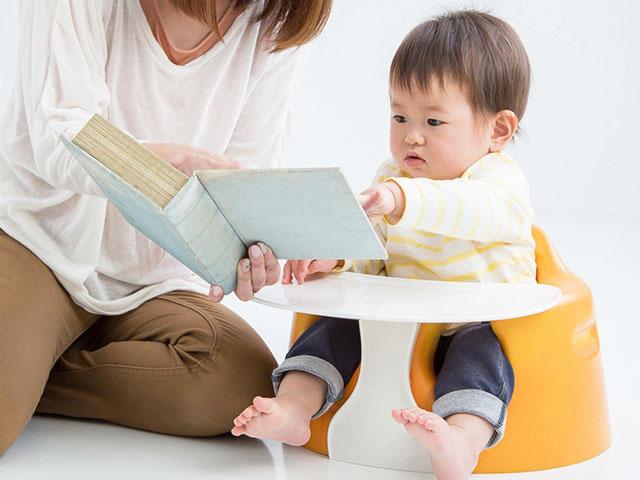 2歳でも英語の絵本が読める